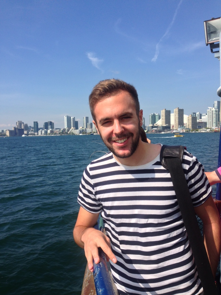 Chuffed to bits.